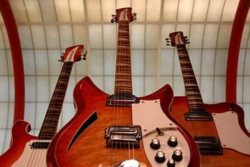 Rickenbacker Guitars - Olivia's Vintage Guitars - Vintage and Fine