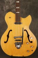 1965 Baldwin/Burns one-off/prototype model 113302 Tri-Sonic +piezo pickup